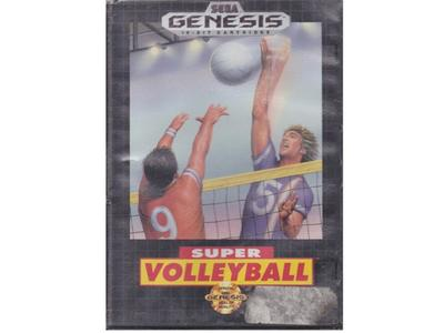 Super Volleyball m. kasse og manual (SMD)
