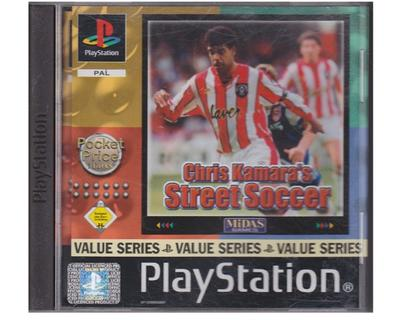 Chris Kamara's Street Soccer (value series)