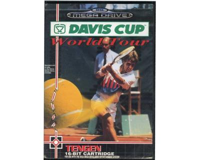 Davis Cup : World Tour m. kasse og manual (SMD)