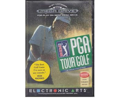 Pga Tour Golf m. kasse og manual (SMD)