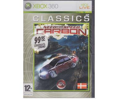 Need for Speed : Carbon (classics) (Xbox 360)