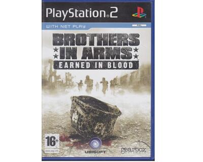 Brothers in Arm : Earned in Blood (PS2)