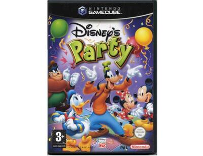 Disney's Party (GameCube)