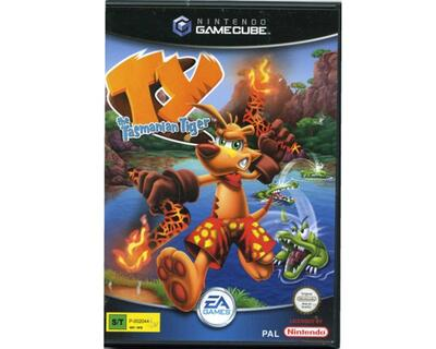 Ty : The Tasmanian Tiger (GameCube)