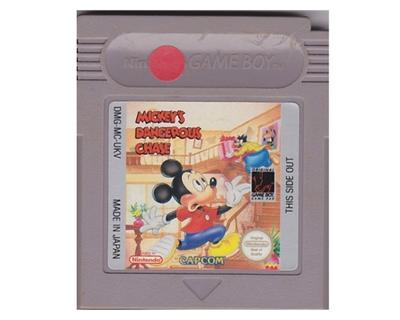 Mickeys Dangerous Chase (GameBoy)