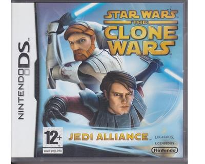 Star Wars : The Clone Wars Jedi Alliance (Nintendo DS)