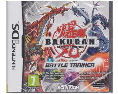 Bakugan Battle Brawlers : Battle Trainer (dansk) (Nintendo DS)