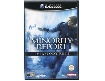 Minority Report : Everybody Runs