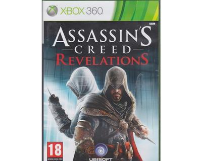Assassins Creed : Revelations (Xbox 360)