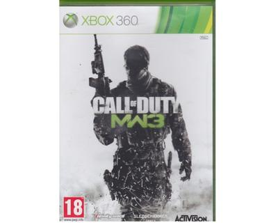 Call of Duty : Modern Warfare 3 (Xbox 360)