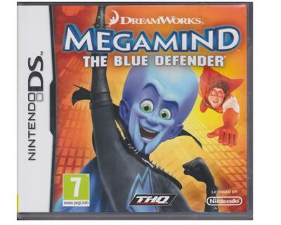 Megamind : The Blue Defender (Nintendo DS)