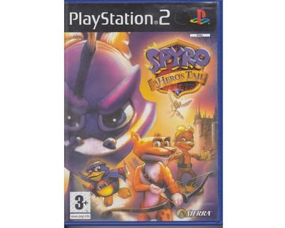 Spyro : A Heroes Tail (PS2)