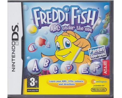 Freddi Fish : ABC Under the Sea (Nintendo DS)