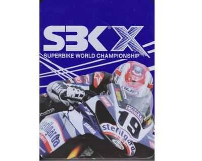 SBK X : Superbike World Championship (metalbox)