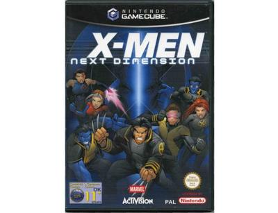 X-men : Next Dimension (GameCube)