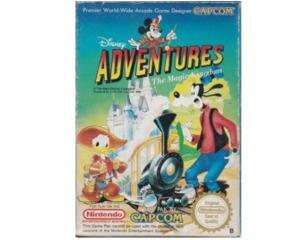 Adventures in Magic Kingdom (scn) m. kasse (slidt) og manual