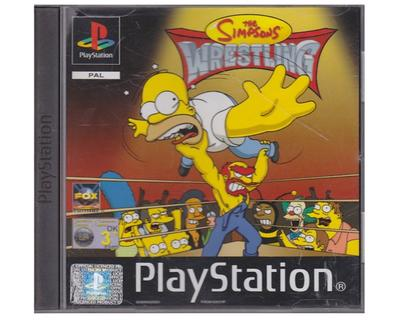 Simpsons Wrestling (PS1)
