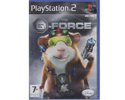 Disney's G-Force (PS2)