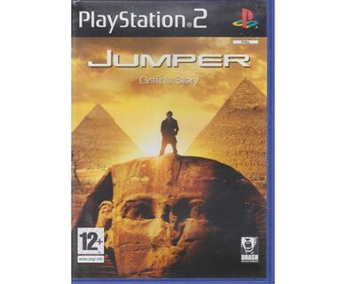 Jumper : Griffin's Story (PS2)