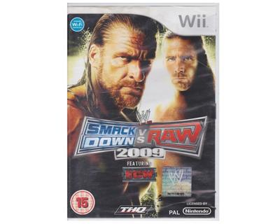 Smack Down vs Raw 2009 (Wii)