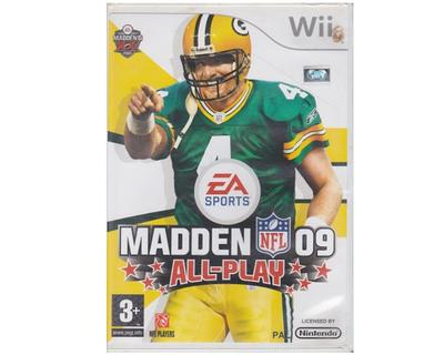 Madden 09 All-Play (Wii)