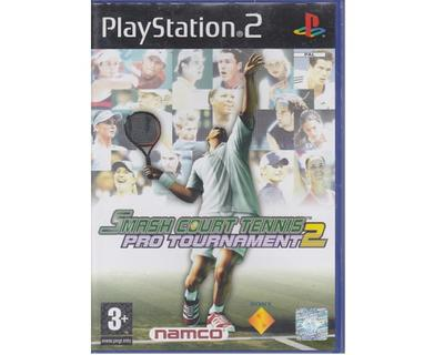 Smash Court Tennis 2 : Pro Tournament (PS2)