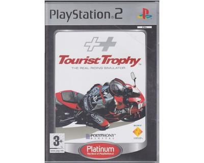 Tourist Trophy : The Real Riding Simulator (platinum)