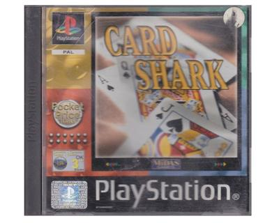 Card Shark (pocket price) (PS1)