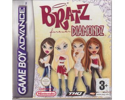 Bratz Forever Diamonds m. kasse og manual (forseglet)