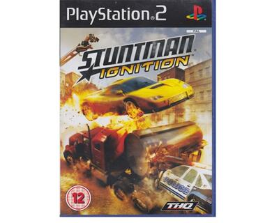Stuntman Ignition u. manual (PS2)