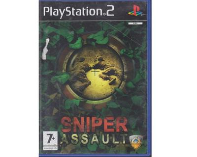 Sniper Assault (PS2)
