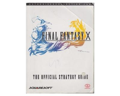 Final Fantasy X (Spilguide til PS2)