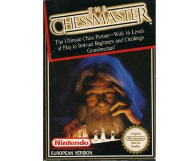 Chessmaster,the (scn) m. kasse og manual