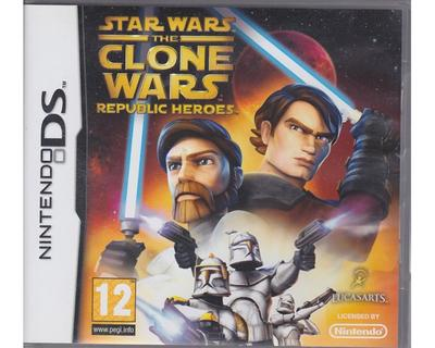 Star Wars : The Clone Wars Republic Heroes
