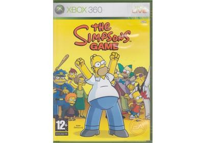 Simpsons, The Game (Xbox 360)