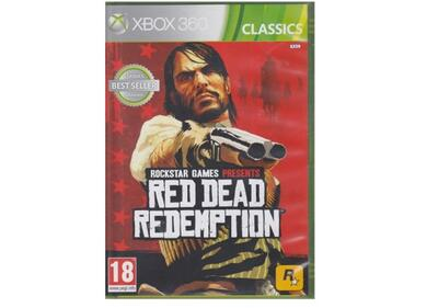 Red Dead Redemption (classic) (Xbox 360)