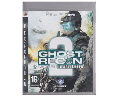 Ghost Recon : Advanced Warfighter 2 u. manual