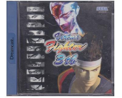 Virtua Fighter 3 tb m. kasse og manual (forseglet)