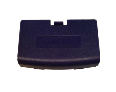 Game Boy Advance Batteri Cover (violet) (Ny vare) (uorig)