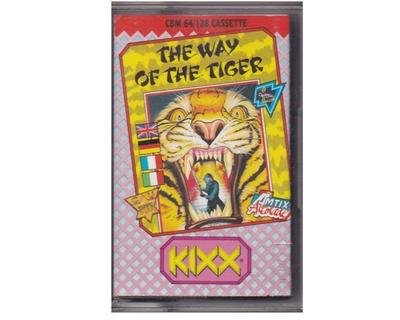 Way of the Tiger, The (bånd) m. kasse og manual
