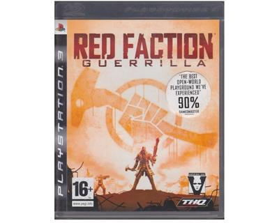 Red Faction : Guerrilla (forseglet)