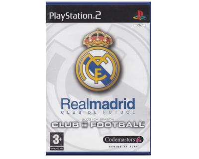 Real Madrid : Club Football Season 2003/04 (PS2)