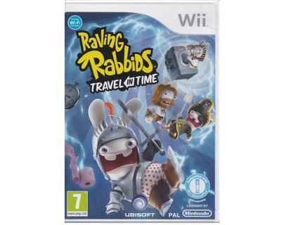 Raving Rabbids : Travel in Time