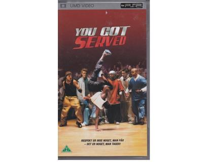 You Got Served (Video)