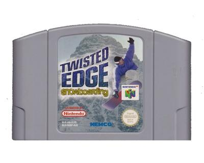Twisted Edge Snowboarding (N64)