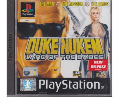Duke Nukem : Land of the Babes u. manual