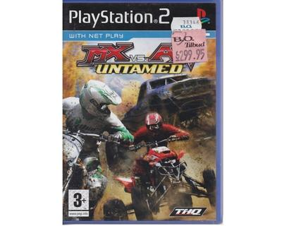MX vs. ATV Untamed (PS2)