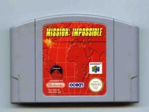 Mission Imposible (fransk)