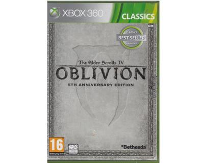 Elder Scrolls IV, The : Oblivion (classic) (5th Anniversary Edition)