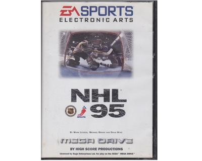 NHL 95 m. kasse (dårlig stand) og manual